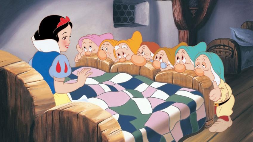 Disney переснимет «Белоснежку» с живыми актёрами