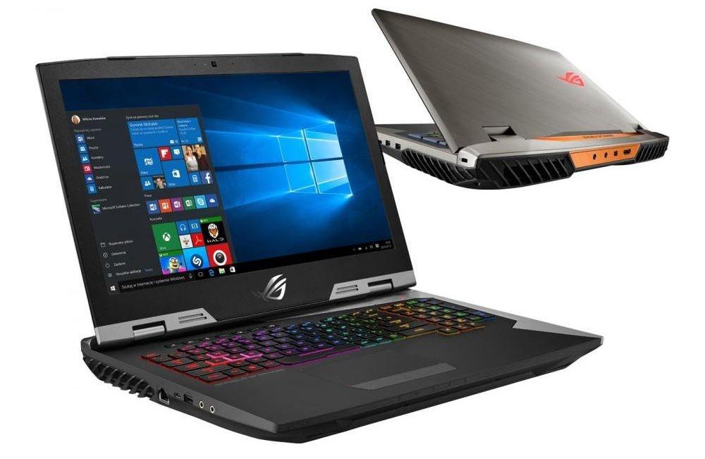 «Игромания» протестировала игровой лэптоп ASUS ROG G703GXR на Core i9