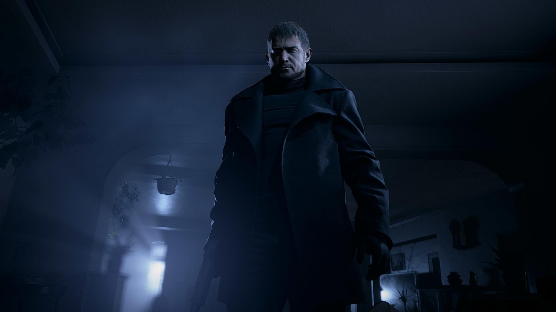 На арте Resident Evil Village показали мутировавшего Криса Редфилда