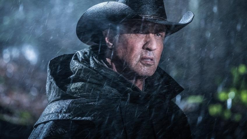 Сильвестр Сталлоне готовится к бою в новом ролике со съёмок «Рэмбо 5»