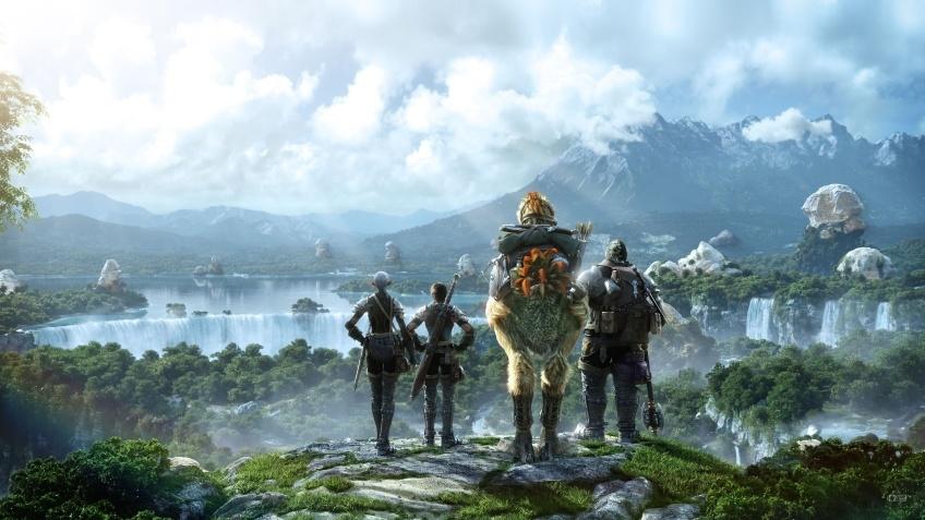 Том Холланд снялся в рекламе дополнения Final Fantasy XIV: Shadowbringers