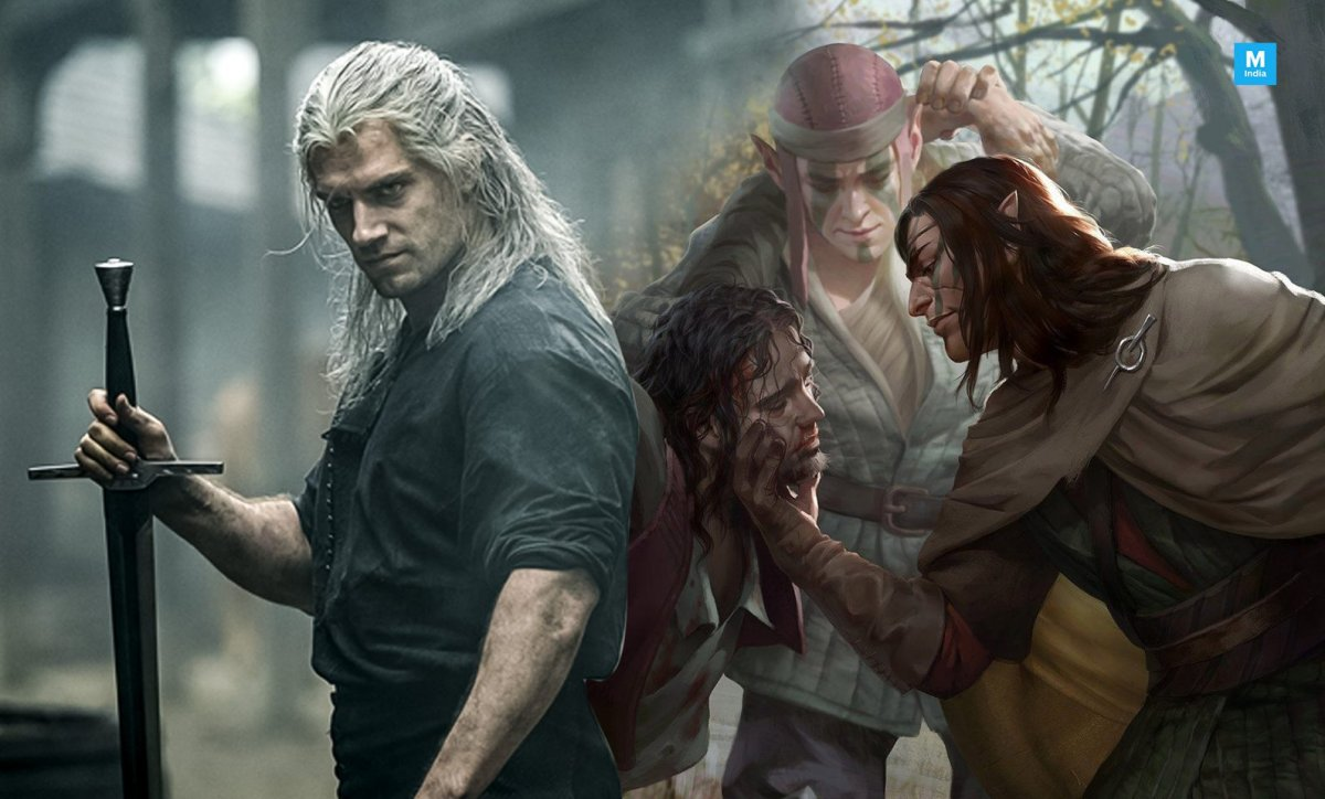 Удалось опознать почти всех сценаристов приквела The Witcher: Blood Origin