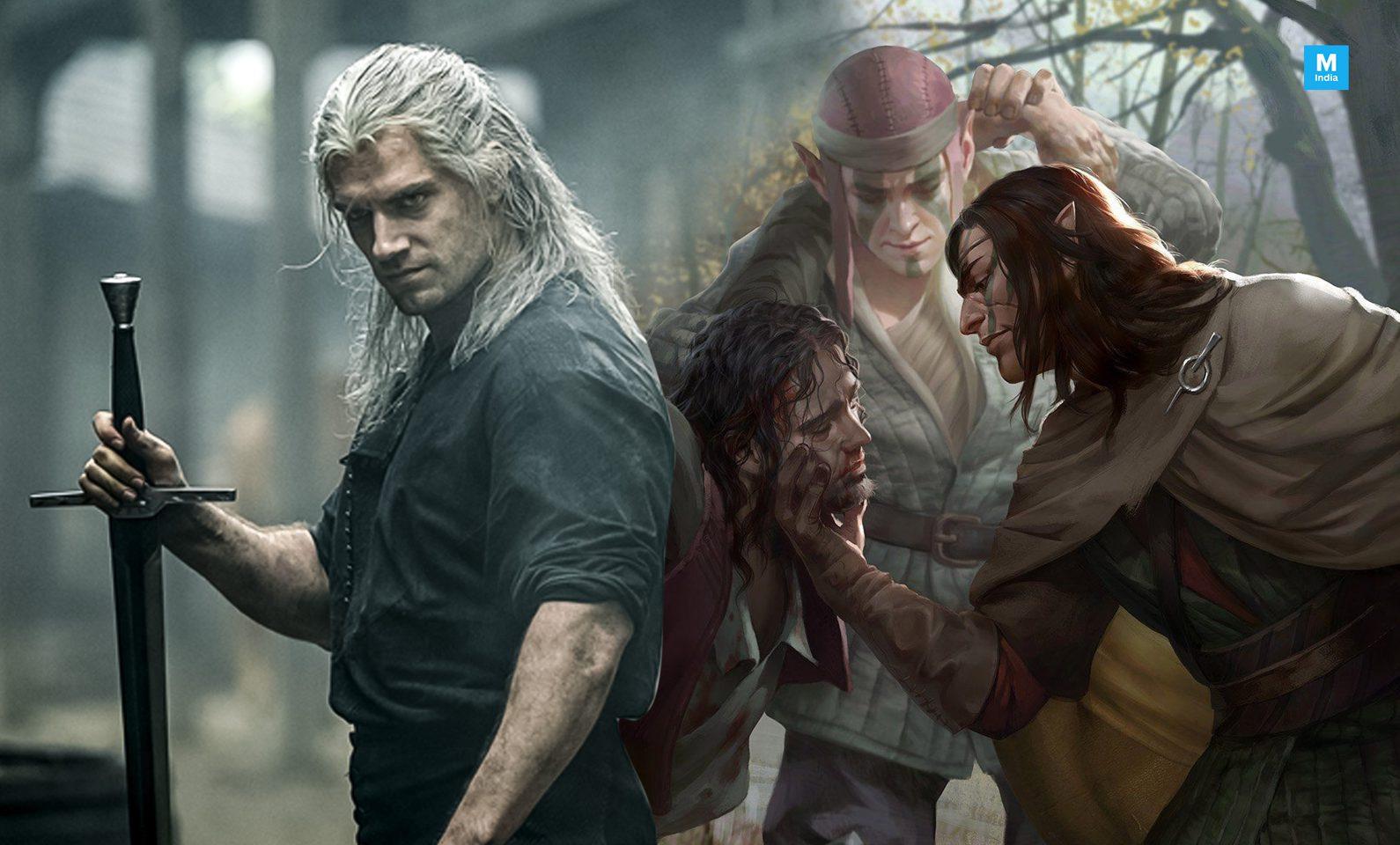 Удалось опознать почти всех сценаристов приквела The Witcher: Blood Origin