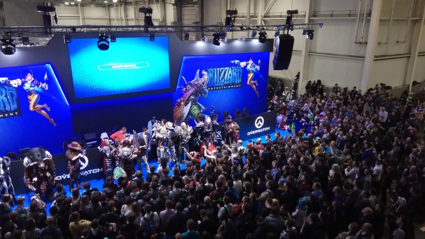 Blizzard Entertainment объявила расписание своего стенда на ИгроМире 2019