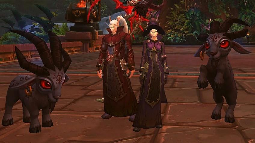 В World of Warcraft нашли секретную цепочку квестов с необычной наградой