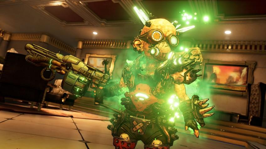 Авторы Borderlands3 снова повысят максимальный уровень персонажей