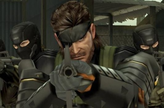 MGS: Peace Walker может выйти на PS3