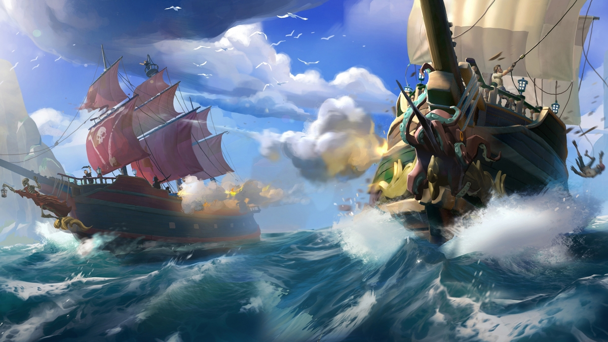 Авторы Sea of Thieves обещают поддерживать игру ещё долгое время