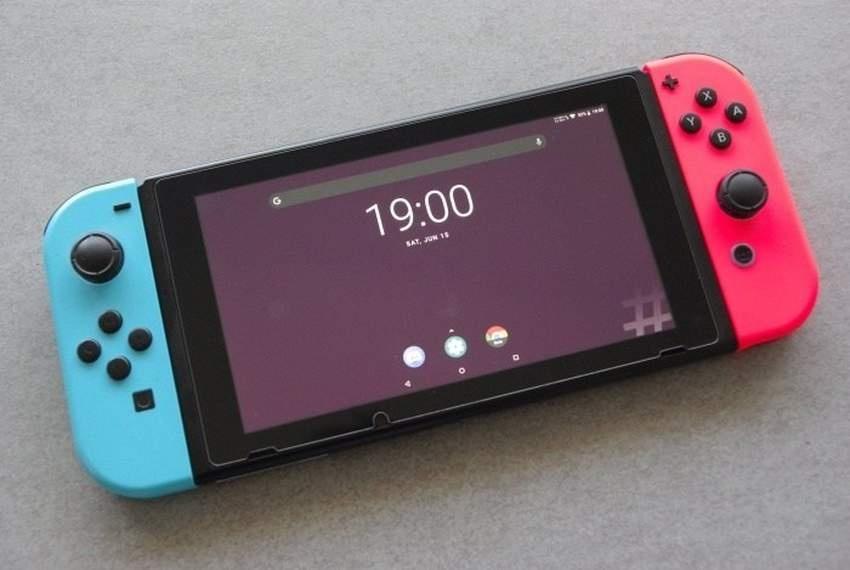 Теперь каждый может запустить Android на Nintendo Switch