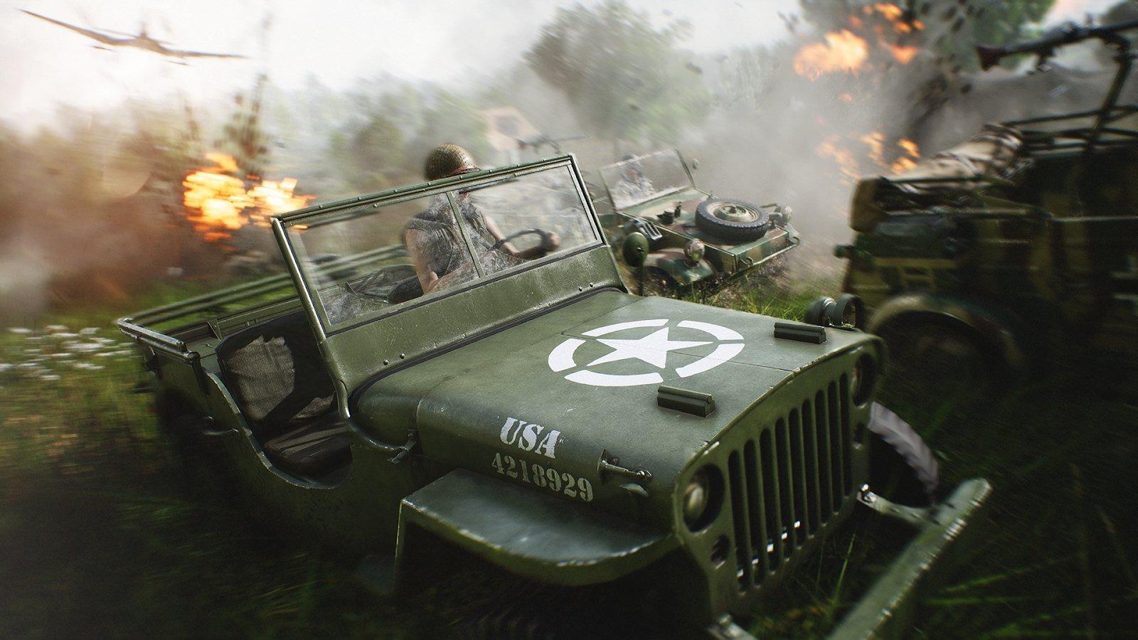 Авторы Battlefield V обновили пользовательские игры