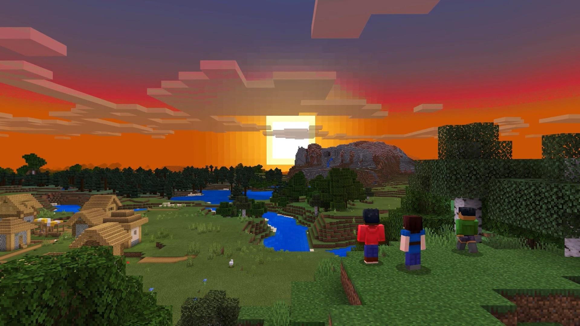 Официально: Minecraft Bedrock Version выйдет на PS4 уже завтра!