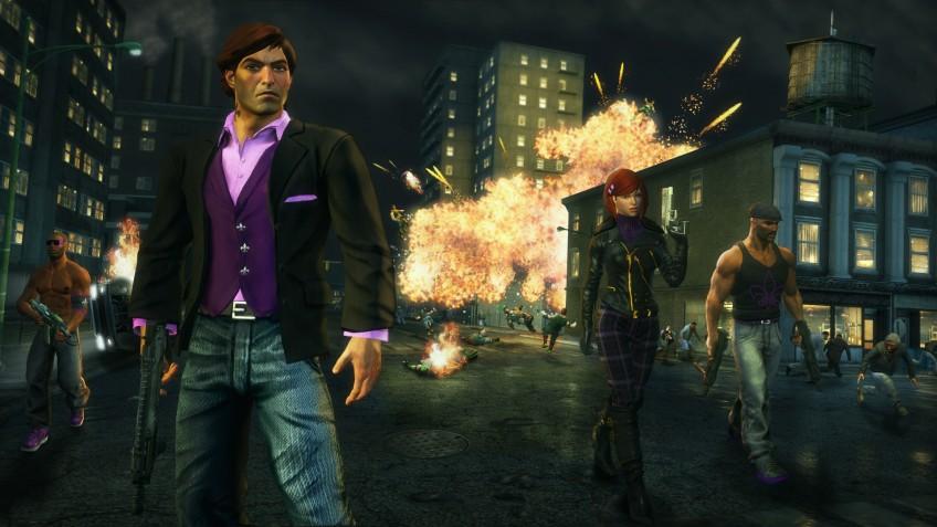 Ремастер Saints Row: The Third для PS4, Xbox One и PC получил возрастной рейтинг