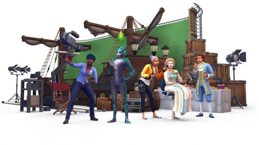 «The Sims4 Путь к славе»: обитатели The Sims4 смогут стать звёздами