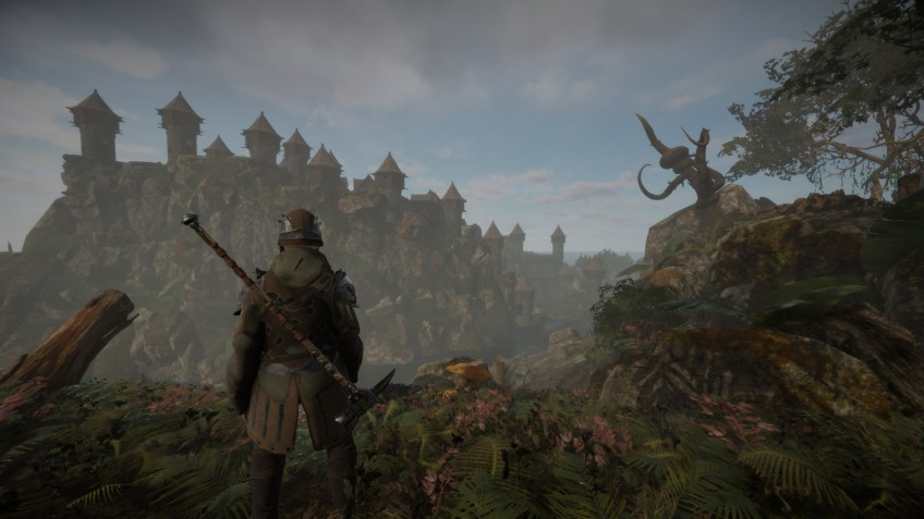 Анонсирована Isles of Adalar, игра, вдохновлённая серией The Elder Scrolls