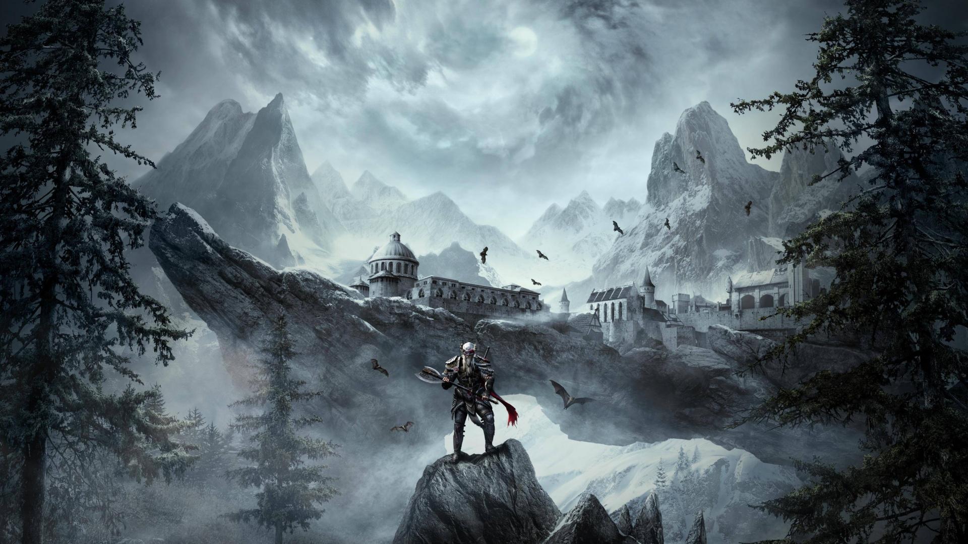 Авторы The Elder Scrolls Online анонсировали приключение «Тёмное сердце Скайрима»