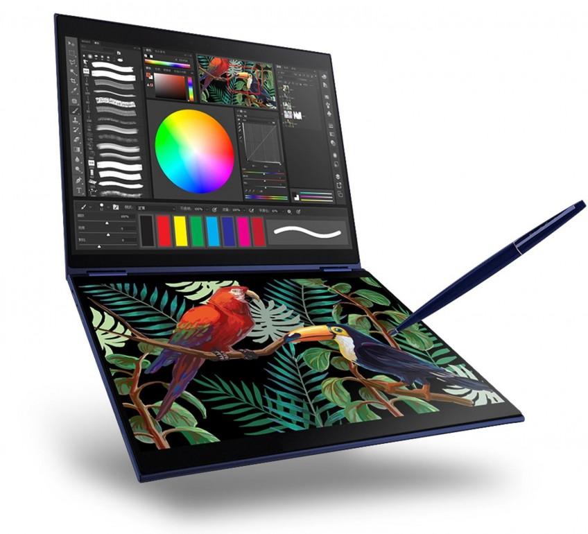 СМИ: Microsoft готовит двухэкранный ноутбук на Windows Lite