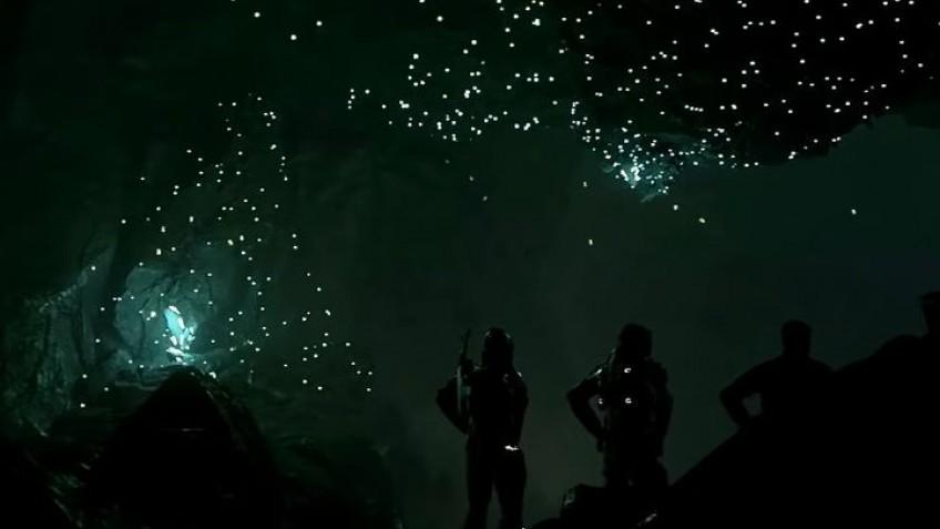 В Star Citizen появятся процедурно генерируемые пещеры
