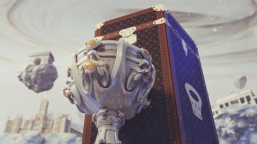 Louis Vuitton выпустит коллекцию по мотивам League of Legends
