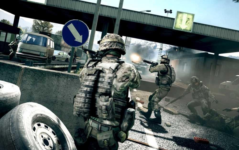 ЕА объявляет войну неофициальным серверам Battlefield3