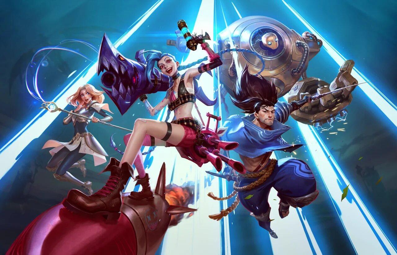 Открытая бета League of Legends: Wild Rift стартовала в СНГ
