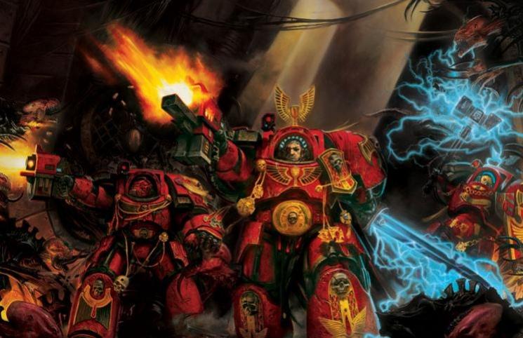 По мотивам вселенной Warhammer 40 000 выпустят пошаговую стратегию