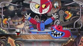 Энтузиаст победил всех боссов в Cuphead с помощью танцевального коврика