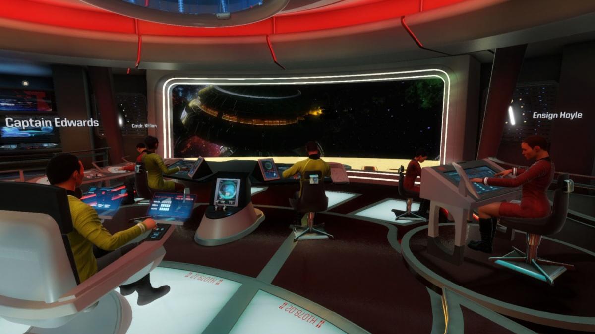 VR-игра по Star Trek задержится до следующей весны