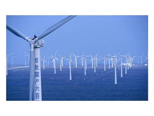 Китай построит ветряные электростанции