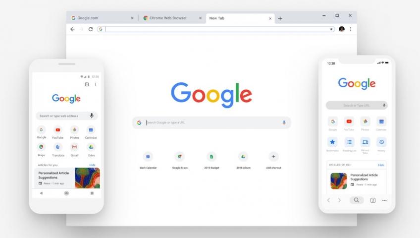 Браузеру Chrome 10 лет: Google выпустила масштабное обновление