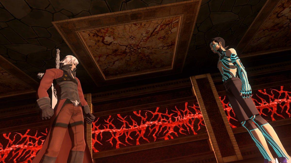 В ремастере Shin Megami Tensei III: Nocturne вернётся Данте из Devil May Cry