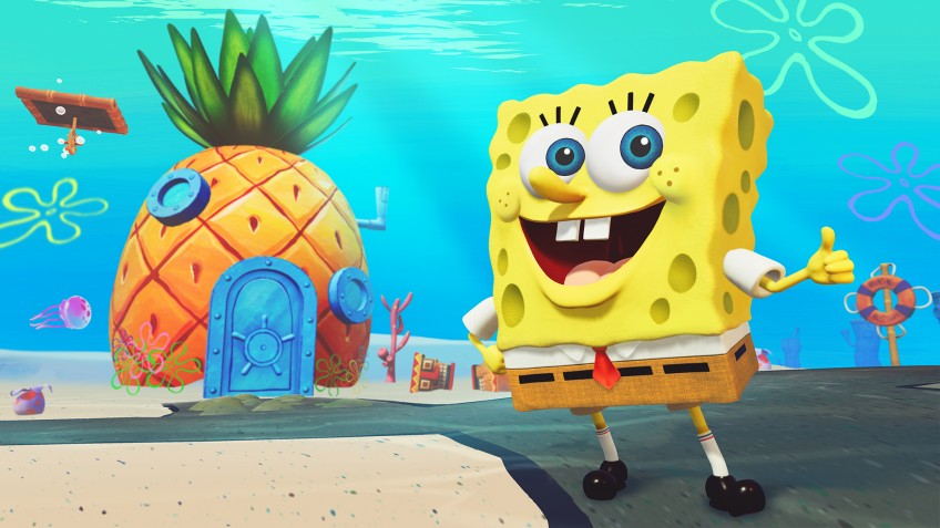 Новый трейлер ремейка SpongeBob SquarePants: Battle for Bikini Bottom