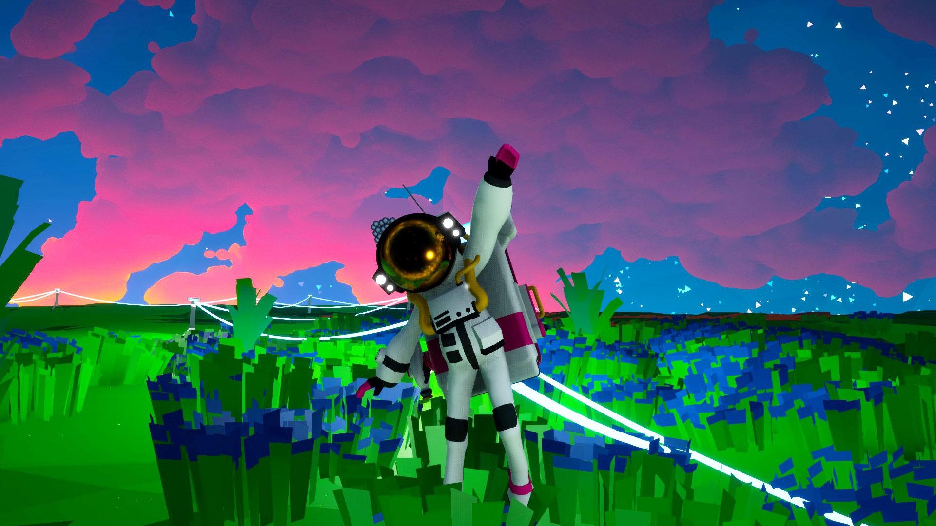 Космическая песочница Astroneer выйдет на PS4 в ноябре
