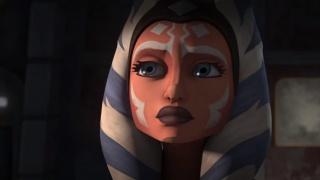 Появился новый ролик «Звёздных войн: Войны клонов», посвящённый Асоке