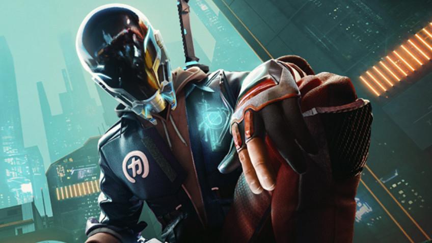 Анонсы для слабаков: в королевскую битву Hyper Scape от Ubisoft уже играют на Twitch