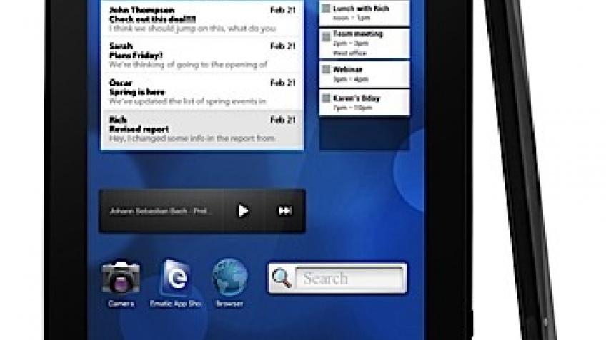 Ematic представила недорогой планшет на Android 4.0
