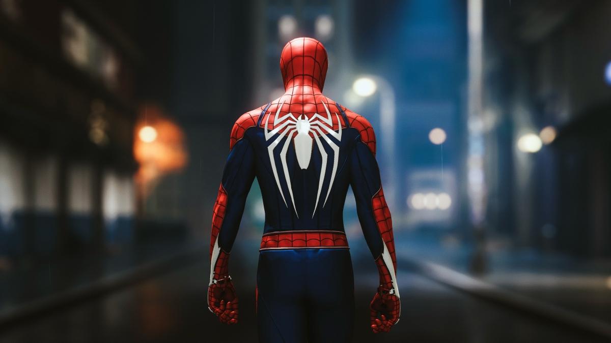 В The Division2 нашли рюкзак Человека-паука