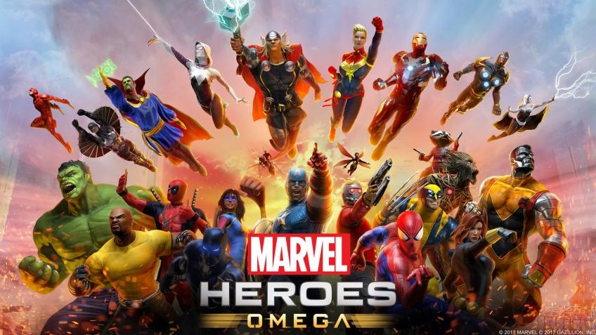 Marvel Heroes Omega выйдет на PS4 и Xbox One в этом году