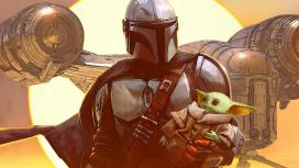 В Fortnite, похоже, заглянут герои «Мандалорца»