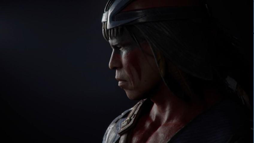 Эд Бун показал вступление Ночного Волка в Mortal Kombat11