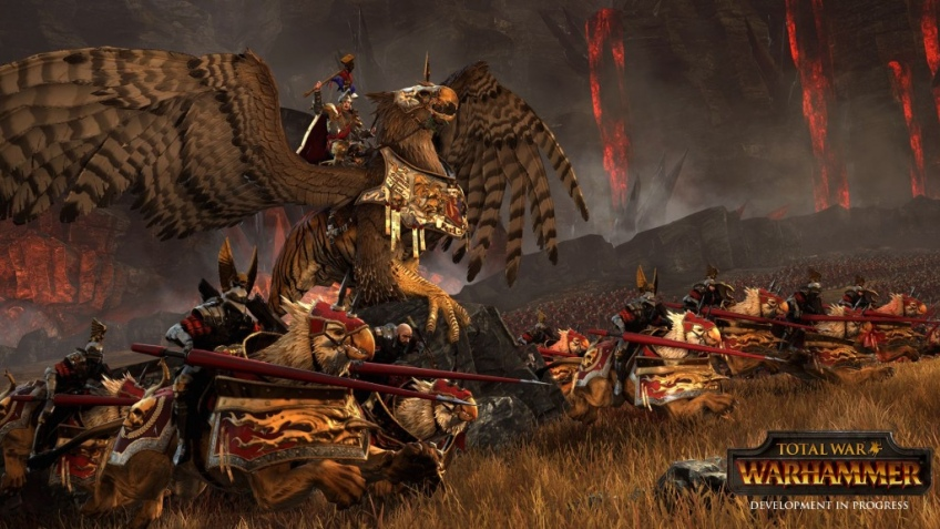 Разработчики Total War: Warhammer выпустили ролик с масштабными битвами