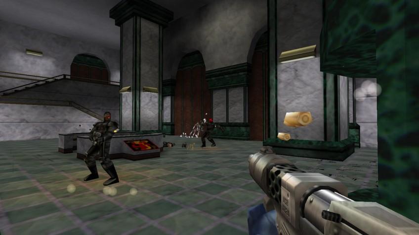 3D Realms и Nightdive Studios работают над ремейком шутера SiN