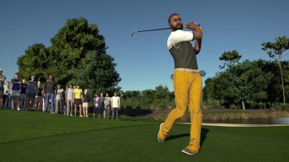 PGA Tour 2K21, Neon Abyss, Not for Broadcast — в сентябре на Humble Choice