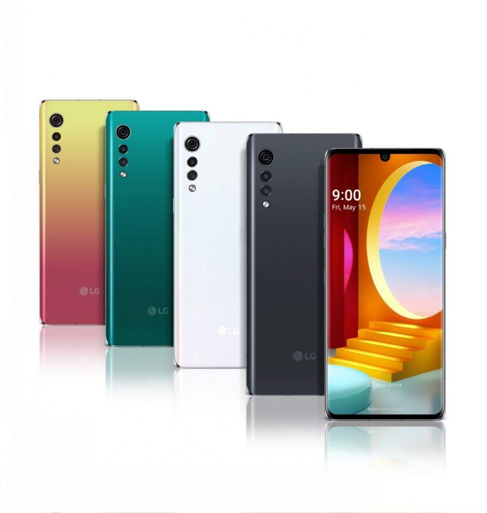 Анонсирован новый смартфон LG — модель Velvet