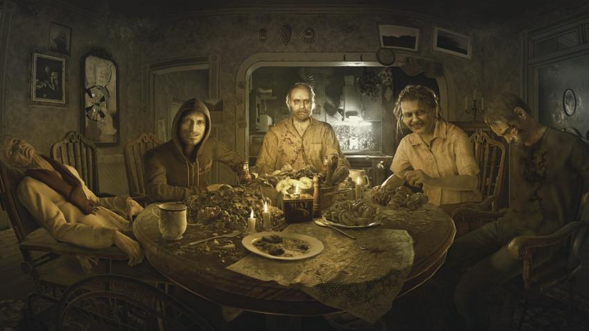 Продажи Resident Evil7 превысили7,9 млн копий