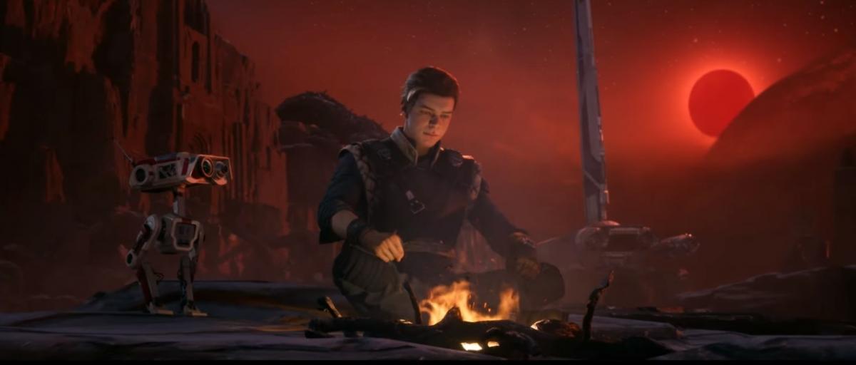 Мировая премьера Star Wars Jedi: Fallen Order — что мы узнали?