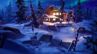 В Fortnite начался Зимний фестиваль с подарками и испытаниями