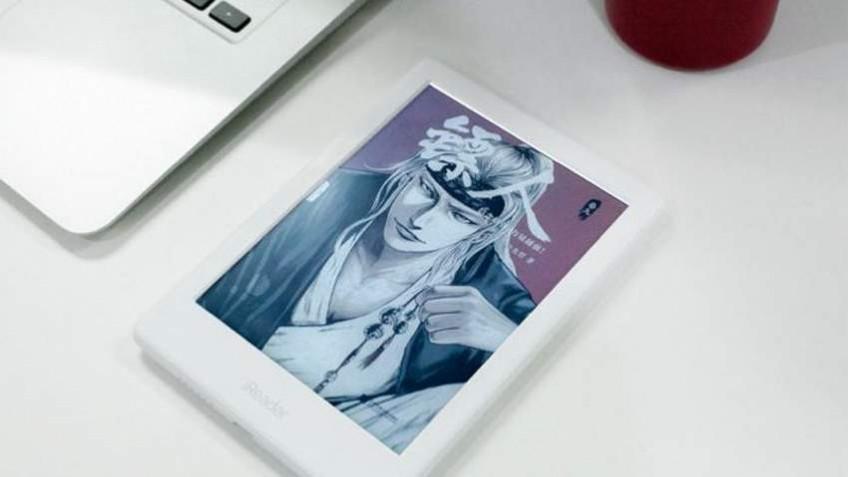 В Китае представлены электронные ридеры с цветным экраном E Ink Print-Color