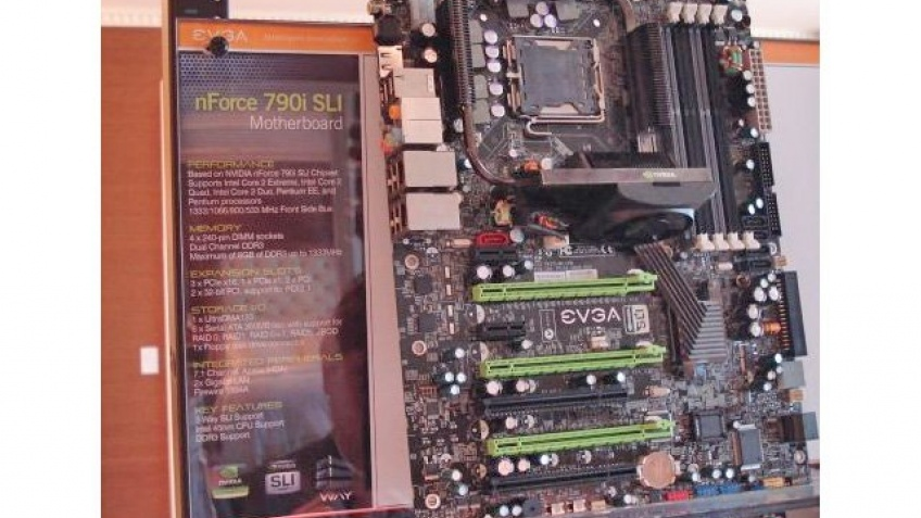 CES 2008: NVIDIA и DDR3