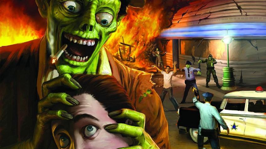 Утечка: в марте перевыпустят Stubbs the Zombie