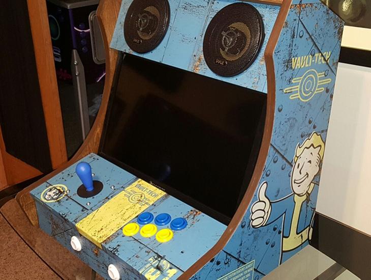 игровой автомат fallout